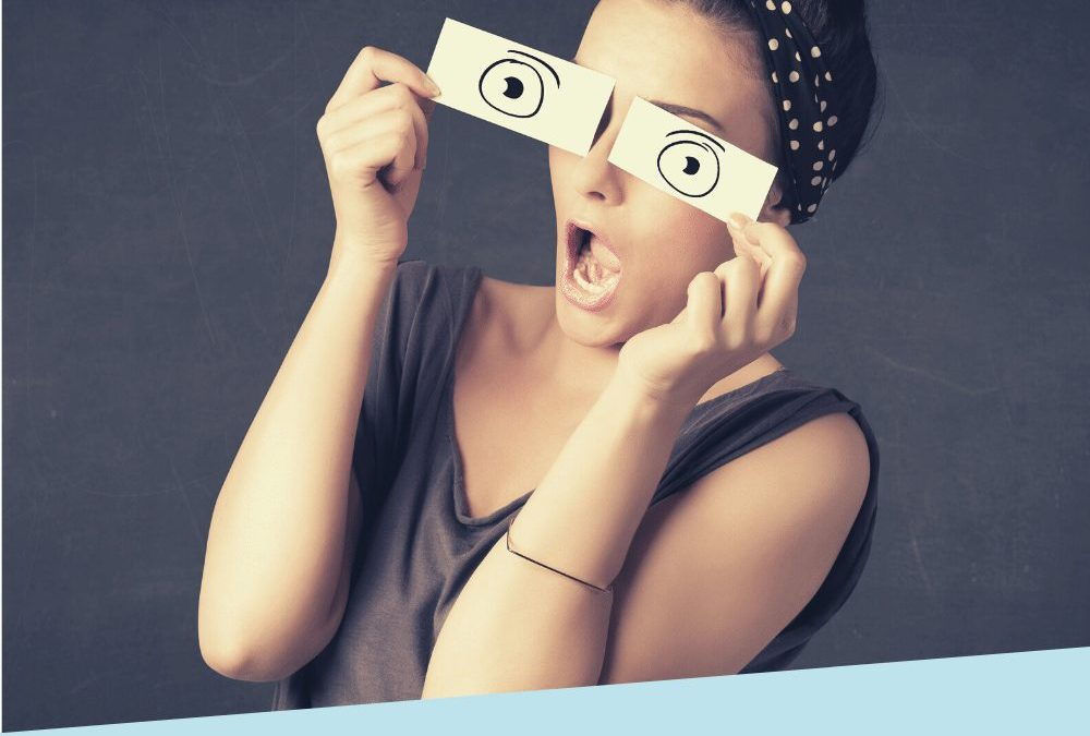 8 Tipps gegen Edelknitter um die Augen